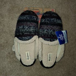 NWT Dearform Slippers sz XL